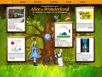 Foto bij artikel Alice In Wonderland