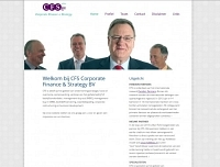 CFS Corporate Finance & Strategy BV