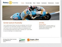 Nieuwe website Kustrally Heiloo