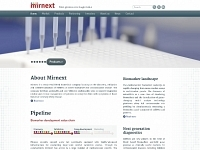 Foto bij artikel Website Mirnext